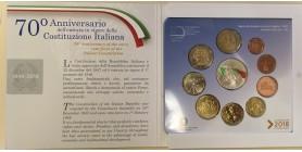 Série B.U. Italie 2018