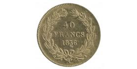 40 Francs Louis-Philippe Ier
