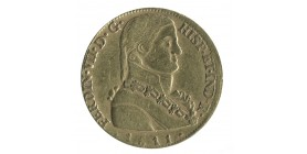 8 Escudos Ferdinand VII Chili