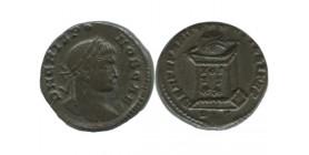 Nummus de Crispus Empire Romain