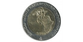 250 Francs Afrique de l'Ouest (Etats)