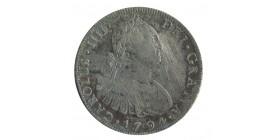 8 Reales Charles IV - Bolivie