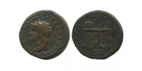 Semis de Néron empire romain