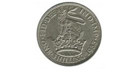 1 Shilling Georges V Argent - Grande Bretagne