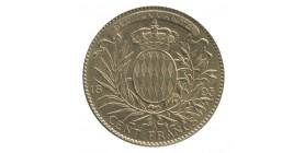 100 Francs Albert Ier Monaco