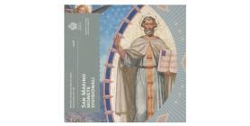 Série B.U. Saint Marin 2018 - 8 pièces