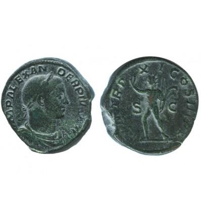 Sesterce D'alexandre Sévère Empire Romain