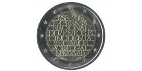 2 Euros Commemoratives Portugal 2018