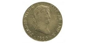 8 Escudos Ferdinand VII Espagne