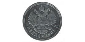 1 Rouble Nicolas II Russie - Empire