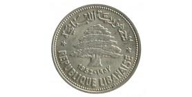50 Piastres Liban