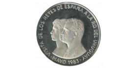 2000 Nouveaux Pesos Uruguay Argent