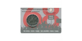 2 Euros Commemoratives Belge 2018 LFr