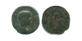 Sesterce de Philippe II Empire Romain