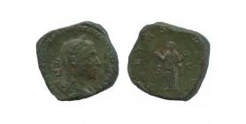 Sesterce de Trébonien Galle Empire Romain