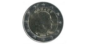 2 Euros Commémoratives Monaco 2018 Albert II