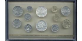 Série Fleur de Coin (F.D.C) France 1986