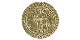 Agnel d'Or - Charles VI