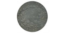 5 Francs Napoléon Empereur
