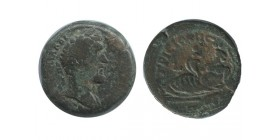 Antonin le Pieux - Drachme provinciale romaine
