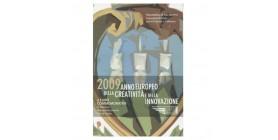 2 Euros Commemoratives St Marin 2009 - Créativité