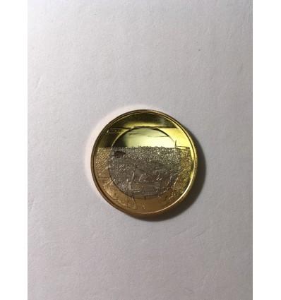 5 Euros Finlande 2018