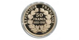 50 Francs Louis Napoléon Bonaparte