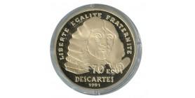 500 Francs (70 Ecus) - Descartes