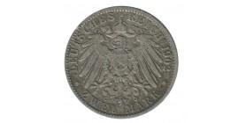 2 Marks Guillaume II - Allemagne Prusse