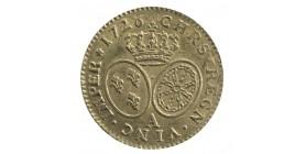 Louis d'Or aux Lunettes - Louis XV