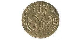 Louis d'Or au Bandeau - Louis XV