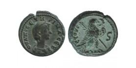 Séverine - Tétradrachme provinciale romaine