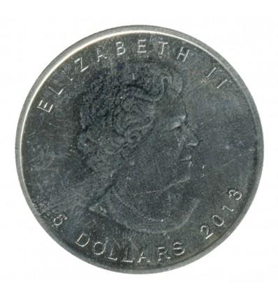 5 Dollars Elisabeth II - Canada
