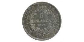 """5 Francs Hercule """"Camélinat"""""""