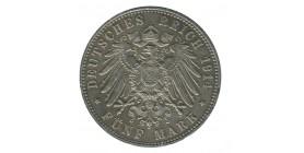 5 Marks Guillaume II - Allemagne Prusse