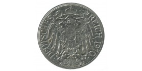25 Pfennig - Allemagne