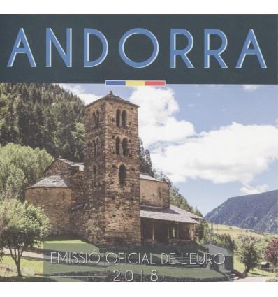 Série B.U. Andorre 2018