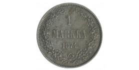 1 Mark - Finlande Argent