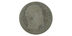 5 Cents Frederic VII - Indes Ouest Danoises Argent