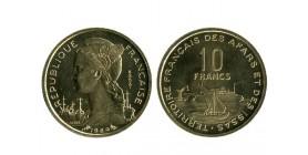 10 Francs afars et issas