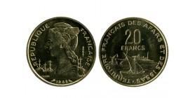 20 Francs afars et issas