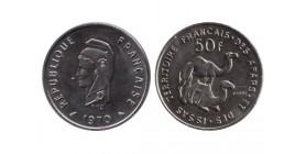 50 Francs Afars et Issas