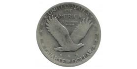 1/4 Dollar Liberte Etats - Unis Argent