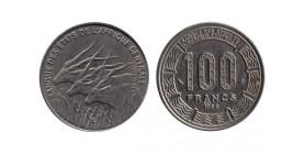 100 Francs Afrique Centrale