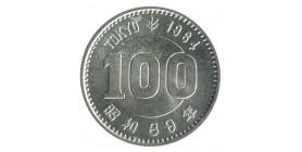 100 Yen -  Japon Argent