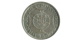20 Escudos - Mozambique Argent