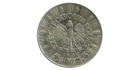 5 Zloty - Pologne Argent