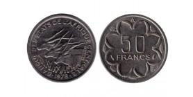 50 Francs Afrique Centrale