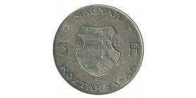 5 Florint - Hongrie Argent