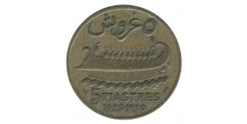 5 Piastres - Liban